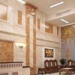 Giá tấm nhựa ốp tường giả đá cẩm thạch giá bao nhiêu tiền 1m2 hoàn thiện trọn gói 2021 Theo m2 tại hà nội và tphcm